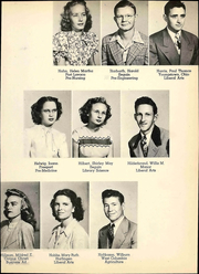 Texas Lutheran University - Growl Yearbook (Seguin, TX) online yearbook collection, 1948 Edition, Page 51