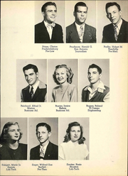 Texas Lutheran University - Growl Yearbook (Seguin, TX) online yearbook collection, 1948 Edition, Page 57