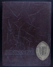 Page 1, 1972 Edition, University of St Thomas - Summa Yearbook (Houston, TX) online yearbook collection