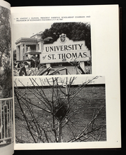 Page 11, 1972 Edition, University of St Thomas - Summa Yearbook (Houston, TX) online yearbook collection