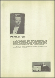 Page 9, 1952 Edition, Atlantic High School - Beacon Yearbook (Oak Hall, VA) online yearbook collection