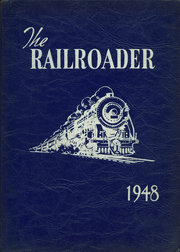 1948 Edition, Crewe High School - Railroader Yearbook (Crewe, VA)