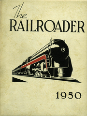 1950 Edition, Crewe High School - Railroader Yearbook (Crewe, VA)