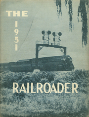 1951 Edition, Crewe High School - Railroader Yearbook (Crewe, VA)