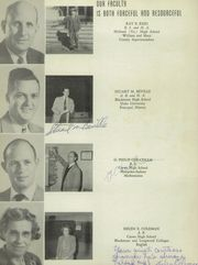 Page 10, 1951 Edition, Crewe High School - Railroader Yearbook (Crewe, VA) online yearbook collection