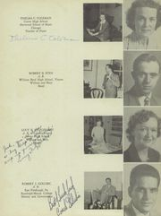 Page 11, 1951 Edition, Crewe High School - Railroader Yearbook (Crewe, VA) online yearbook collection