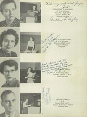 Page 12, 1951 Edition, Crewe High School - Railroader Yearbook (Crewe, VA) online yearbook collection