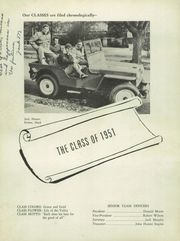 Page 14, 1951 Edition, Crewe High School - Railroader Yearbook (Crewe, VA) online yearbook collection