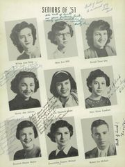 Page 16, 1951 Edition, Crewe High School - Railroader Yearbook (Crewe, VA) online yearbook collection
