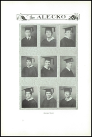 Page 11, 1931 Edition, Alexandria High School - Alecko Yearbook (Alexandria, VA) online yearbook collection
