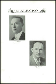 Page 14, 1931 Edition, Alexandria High School - Alecko Yearbook (Alexandria, VA) online yearbook collection