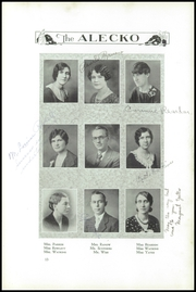 Page 17, 1931 Edition, Alexandria High School - Alecko Yearbook (Alexandria, VA) online yearbook collection
