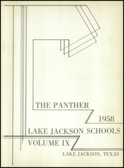 Page 5, 1958 Edition, Lake Jackson Intermediate School - Panther Yearbook (Lake Jackson, TX) online yearbook collection