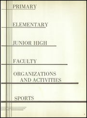 Page 7, 1958 Edition, Lake Jackson Intermediate School - Panther Yearbook (Lake Jackson, TX) online yearbook collection