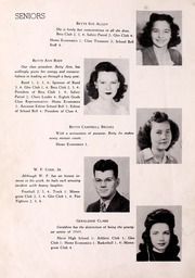 Page 10, 1945 Edition, Big Stone Gap High School - School Bell Yearbook (Big Stone Gap, VA) online yearbook collection