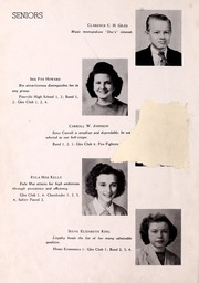 Page 12, 1945 Edition, Big Stone Gap High School - School Bell Yearbook (Big Stone Gap, VA) online yearbook collection