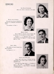 Page 14, 1945 Edition, Big Stone Gap High School - School Bell Yearbook (Big Stone Gap, VA) online yearbook collection