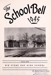 Page 5, 1945 Edition, Big Stone Gap High School - School Bell Yearbook (Big Stone Gap, VA) online yearbook collection