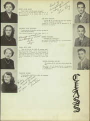 Page 15, 1951 Edition, Big Stone Gap High School - School Bell Yearbook (Big Stone Gap, VA) online yearbook collection