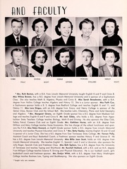 Page 11, 1954 Edition, Big Stone Gap High School - School Bell Yearbook (Big Stone Gap, VA) online yearbook collection