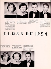 Page 15, 1954 Edition, Big Stone Gap High School - School Bell Yearbook (Big Stone Gap, VA) online yearbook collection