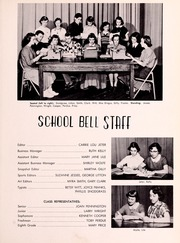 Page 9, 1954 Edition, Big Stone Gap High School - School Bell Yearbook (Big Stone Gap, VA) online yearbook collection