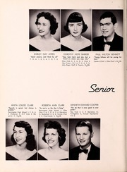 Page 14, 1956 Edition, Big Stone Gap High School - School Bell Yearbook (Big Stone Gap, VA) online yearbook collection