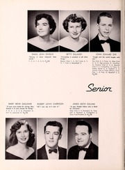 Page 16, 1956 Edition, Big Stone Gap High School - School Bell Yearbook (Big Stone Gap, VA) online yearbook collection