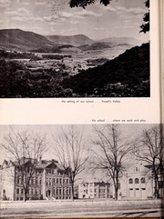 Page 6, 1956 Edition, Big Stone Gap High School - School Bell Yearbook (Big Stone Gap, VA) online yearbook collection