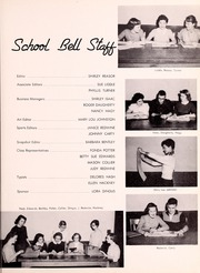 Page 9, 1956 Edition, Big Stone Gap High School - School Bell Yearbook (Big Stone Gap, VA) online yearbook collection
