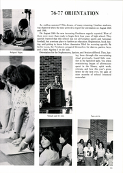 Page 15, 1977 Edition, Ursuline Academy - Traces Yearbook (San Antonio, TX) online yearbook collection