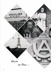 Page 8, 1977 Edition, Ursuline Academy - Traces Yearbook (San Antonio, TX) online yearbook collection