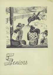 Page 11, 1949 Edition, Sierra Blanca High School - Vaquero Yearbook (Sierra Blanca, TX) online yearbook collection