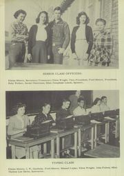 Page 14, 1949 Edition, Sierra Blanca High School - Vaquero Yearbook (Sierra Blanca, TX) online yearbook collection