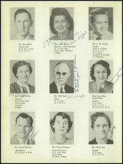 Page 14, 1951 Edition, Emory High School - Wildcat Yearbook (Emory, TX) online yearbook collection