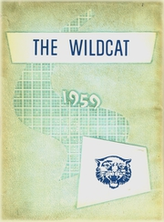 Page 1, 1959 Edition, Emory High School - Wildcat Yearbook (Emory, TX) online yearbook collection