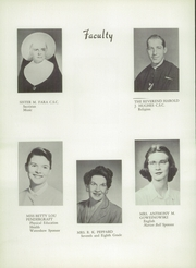 Page 12, 1957 Edition, St Marys Academy - Blue Star Yearbook (Austin, TX) online yearbook collection