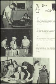 Page 12, 1952 Edition, Texas School for the Deaf - Towers Yearbook (Austin, TX) online yearbook collection