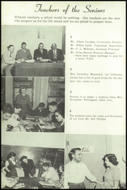 Page 8, 1952 Edition, Texas School for the Deaf - Towers Yearbook (Austin, TX) online yearbook collection