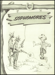 Page 19, 1957 Edition, Briggs High School - Eagle Yearbook (Briggs, TX) online yearbook collection