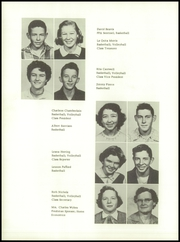 Page 24, 1957 Edition, Briggs High School - Eagle Yearbook (Briggs, TX) online yearbook collection
