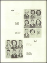 Page 29, 1957 Edition, Briggs High School - Eagle Yearbook (Briggs, TX) online yearbook collection