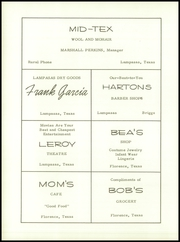 Page 58, 1957 Edition, Briggs High School - Eagle Yearbook (Briggs, TX) online yearbook collection