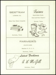 Page 63, 1957 Edition, Briggs High School - Eagle Yearbook (Briggs, TX) online yearbook collection