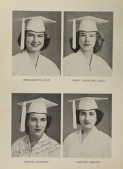 Page 12, 1951 Edition, Incarnate Word Academy - Aurora Yearbook (Corpus Christi, TX) online yearbook collection