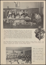 Page 16, 1955 Edition, Incarnate Word Academy - Aurora Yearbook (Corpus Christi, TX) online yearbook collection