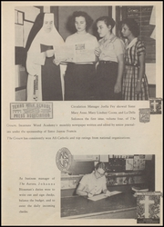 Page 17, 1955 Edition, Incarnate Word Academy - Aurora Yearbook (Corpus Christi, TX) online yearbook collection