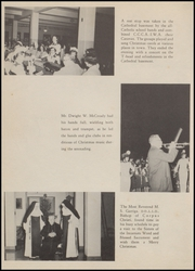 Page 38, 1955 Edition, Incarnate Word Academy - Aurora Yearbook (Corpus Christi, TX) online yearbook collection