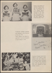 Page 39, 1955 Edition, Incarnate Word Academy - Aurora Yearbook (Corpus Christi, TX) online yearbook collection