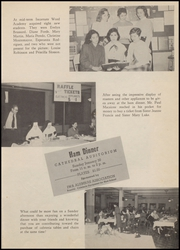 Page 41, 1955 Edition, Incarnate Word Academy - Aurora Yearbook (Corpus Christi, TX) online yearbook collection